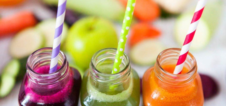 Letnia dieta sokowa - oczyszcza z toksyn, wspomaga odchudzanie